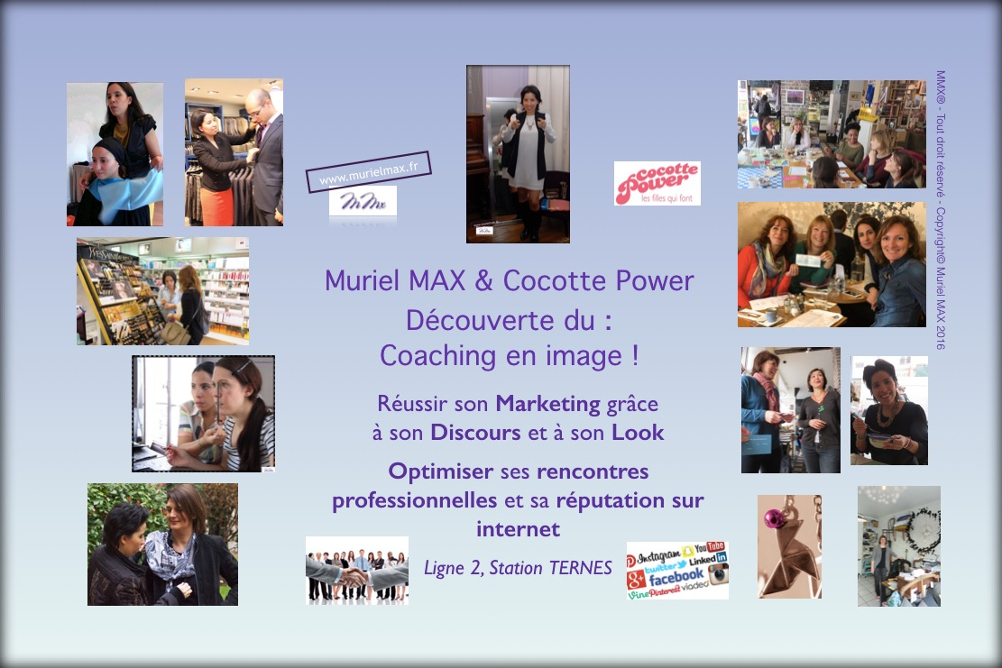 Communication verbale & non-verbale I Conseil en relooking & maquillage